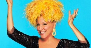 """My idea of superwoman is someone who scrubs her own floors."" — Bette Midler"