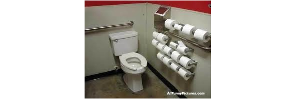 Never Do This When Cleaning the Restrooms in Your Office…